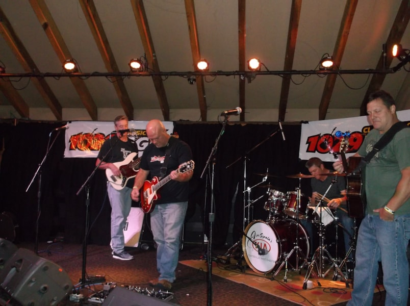 Another House Band Competition Qualifying Round took place. The most recent one went down at Havana in New Hope, PA. The bands that competed were Fuzzy Side Up, Moroccan Sheepherders, Bradley Cooper's Left Arm and The Naturals. Fuzzy Side Up is the band that moves on to the finals and Debbi Calton was also at…