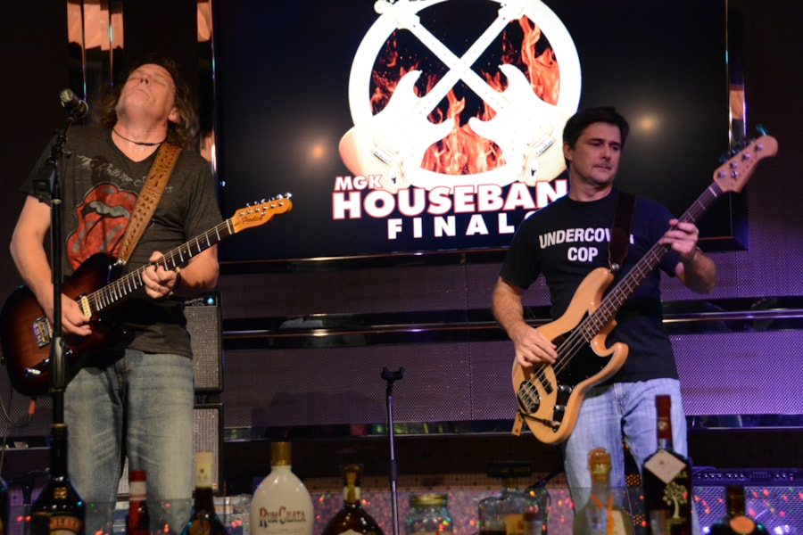 The Tommy Froehlich Trio from Coatesville, PA has officially earned the title of MGK's House Band for 2015-2016. You can catch the power trio's first gig at the Brew Blast happening on the Battleship of NJ on 9/12.