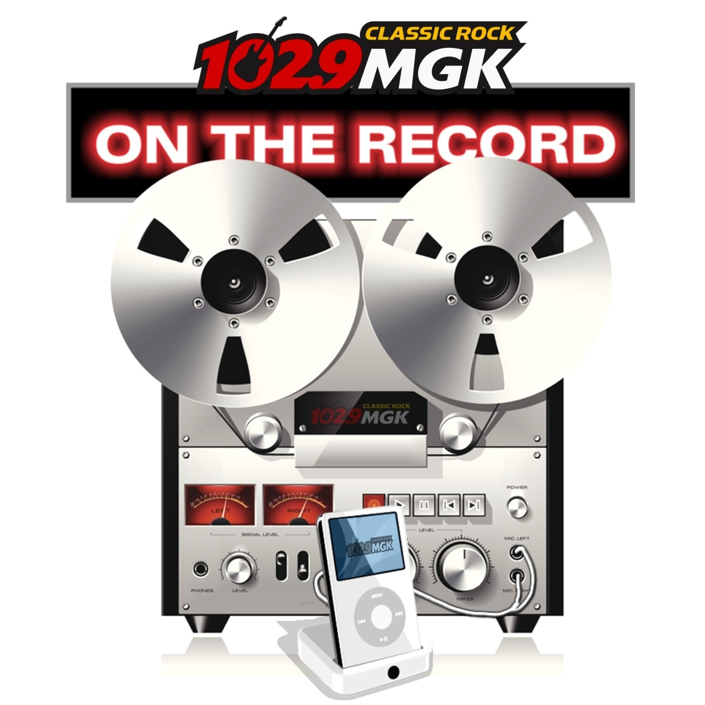 102.9 WMGK's On The Record
