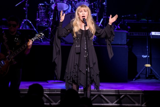 64c835d6c8f Rock Star Costume Ideas  Stevie Nicks