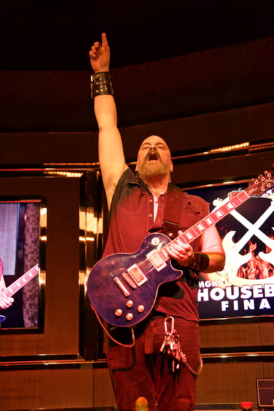 Congrats to TheMad Trio from Delaware County , our new official MGK House Band. They blew away the judges and the packed house at Parx Casino at our MGK House Band Finals. Here's what they sound like and what their next year will be like. Mad Trio are as much a force as they are…