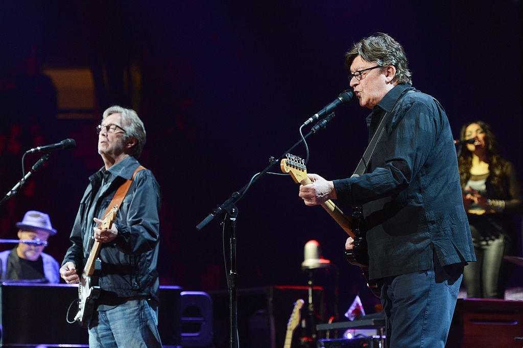 otd the band release their self titled album influence clapton. Black Bedroom Furniture Sets. Home Design Ideas