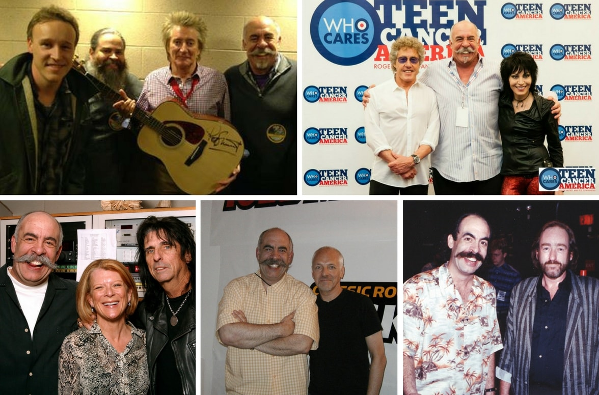Has Your Favorite Classic Rocker Supported Mgks Veterans Radiothon