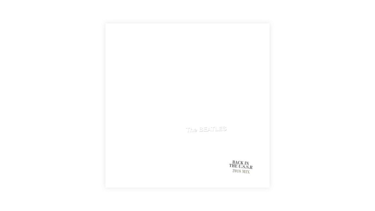 "AUDIO: Previews to The Beatles ""White Album"" 50th"