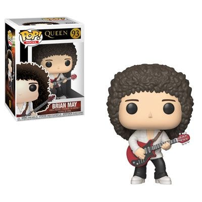 Brian May - Funko Pop! Rocks Figure