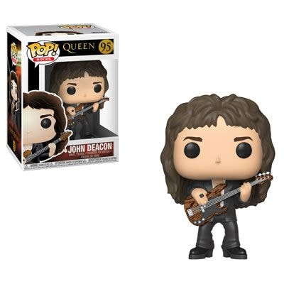 John Deacon - Funko Pop! Rocks Figure