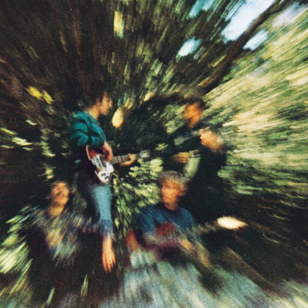 Creedence Clearwater Revival - 'Bayou Country' (January 5)