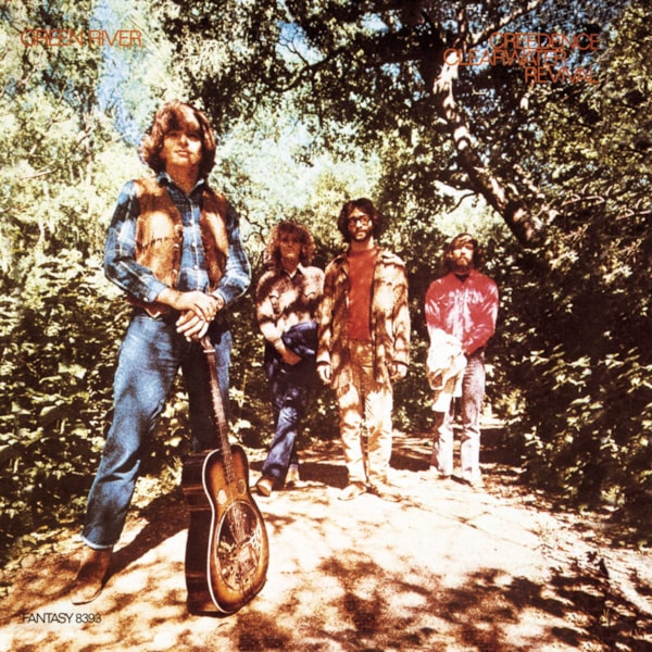 Creedence Clearwater Revival - 'Green River' (August 3)