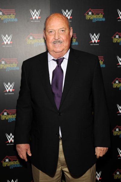 """WWE Hall of Fame broadcaster """"Mean"""" Gene Okerlund died on January 2 at the age of 76.  An exact cause of death has not been announced."""