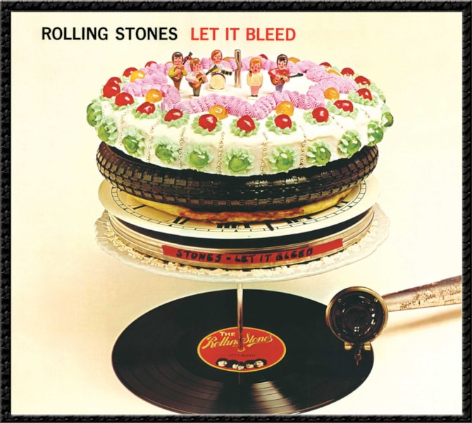 The Rolling Stones - 'Let It Bleed' (November 29)