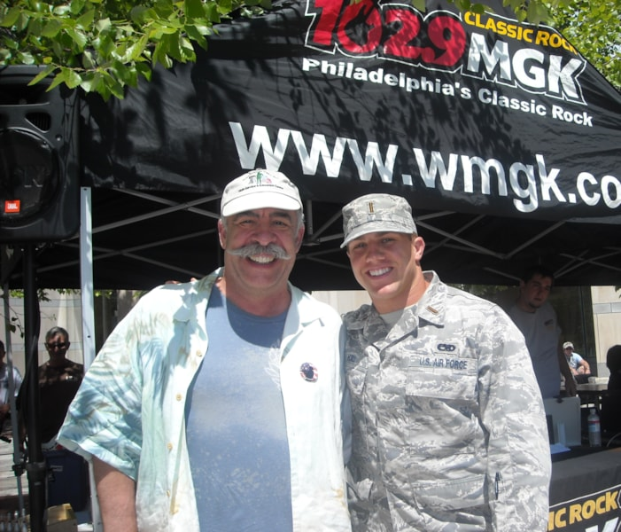 The John DeBella Veterans Radiothon takes place this Friday, June 14 from 6a-6p. John DeBella broadcasts live from outside the National Constitution Center encouraging listeners to make a donation to help the heroes who have put their lives on the line for our country. Throughout the broadcast local & national celebrities will call-in and stop by to encourage listeners…