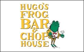 hugos frog bar and chop house