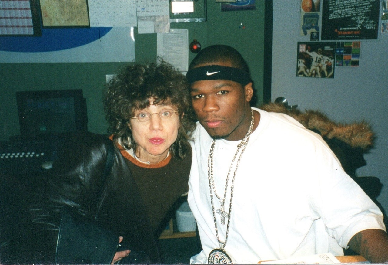 Bobbi with 50 Cent