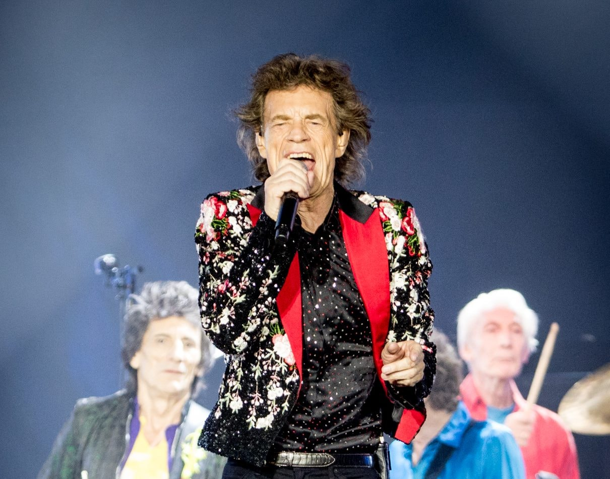 Mick Jagger Shares Performance Clip of New Song